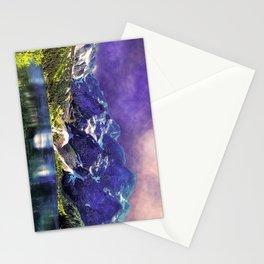 Morskie Oko Poland Lake Tatra Stationery Cards