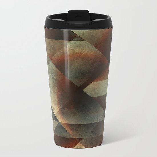 Cuts XVLLL Metal Travel Mug