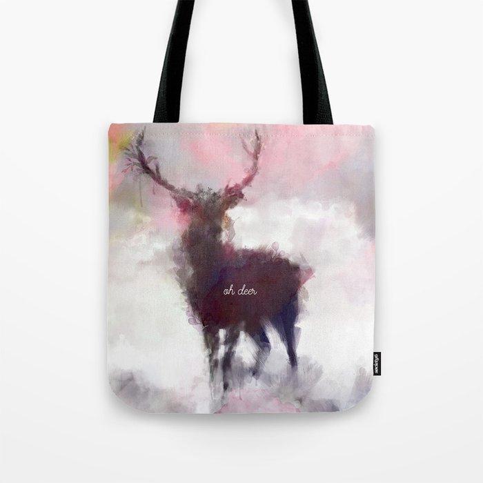 Oh deer Tote Bag