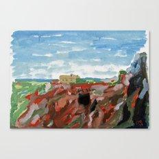 Cerro del Hierro Canvas Print