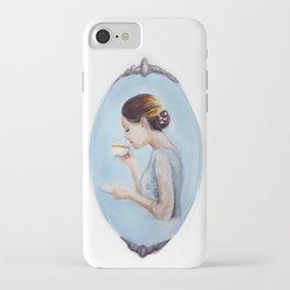 Teatime iPhone Case