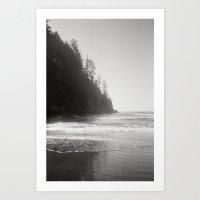 Coast One Art Print