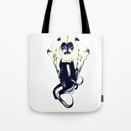 Sermon Of The Void Tote Bag