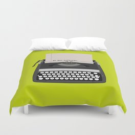 the perks of being wallflower Duvet Cover
