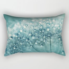 Twinkle in Blue Rectangular Pillow
