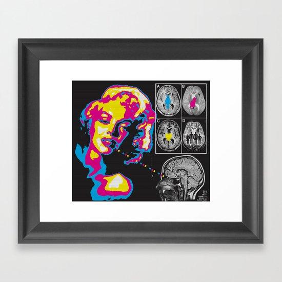 Mind of Man Framed Art Print