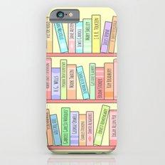 Classics Bookshelf Slim Case iPhone 6s