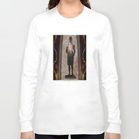 art history Long Sleeve T-shirts featuring Preserving History by LEEMARIE