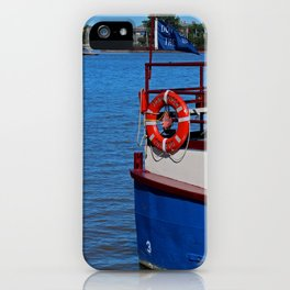 Sandpiper on the Maumee iPhone Case