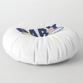 Baby loading for all expectant parents Floor Pillow