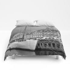 Danish Canal Comforters