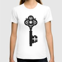 key T-shirts featuring Key by Thedustyphoenix