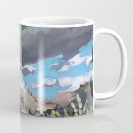 Sonoran Desert Storm Coffee Mug