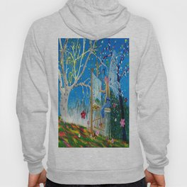 Fairy Artist Hoody