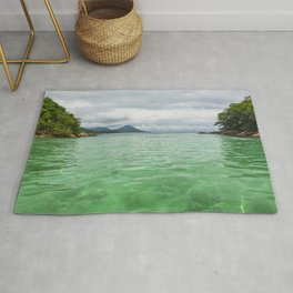 The Emerald Land Rug