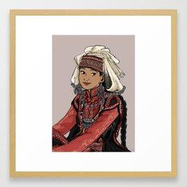 Amir Halgal Framed Art Print