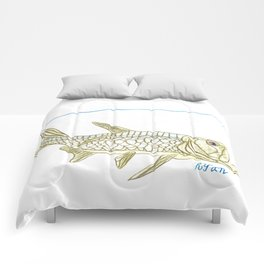 Key West Tarpon II Comforters