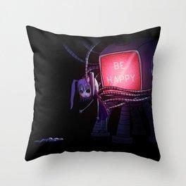 Stolen Joy Throw Pillow