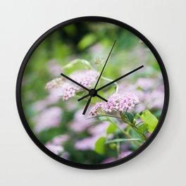 Flower II Wall Clock