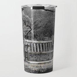 Park Bench Travel Mug