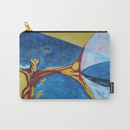 """Berlin Eastside Gallery """"Power of Fantasy"""" Carry-All Pouch"""