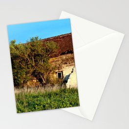Abandoned Country Barn Stationery Cards
