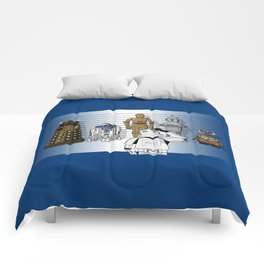 Star Wars Droid Lineup Comforters