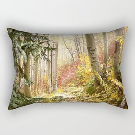 Fairytale Forest Rectangular Pillow