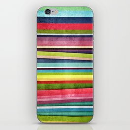 Abstract Stripes iPhone Skin