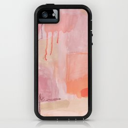 Low Key Pink iPhone Case
