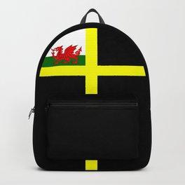 Flag of Saint David Backpack