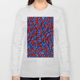 Akira Pills Long Sleeve T-shirt
