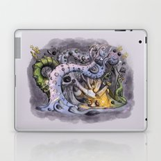 The Forest of Improbable Shapes Laptop & iPad Skin