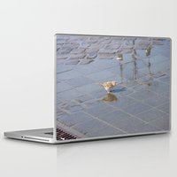 jack sparrow Laptop & iPad Skins featuring sparrow... jack? by death above
