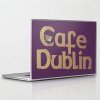 irish Laptop & iPad Skins featuring Irish Pub by Eirin Wie Haveland