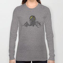 Shiva Moon Long Sleeve T-shirt