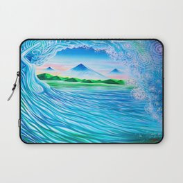 Gratitude Wave Laptop Sleeve