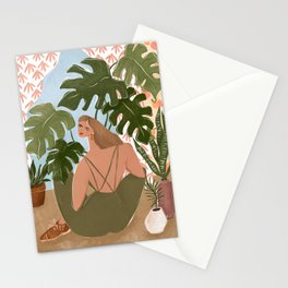 Bringing the outside in Stationery Cards