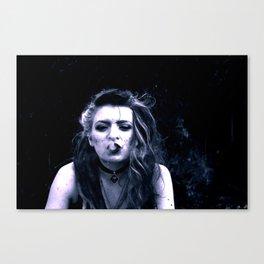 Uplifting haze Canvas Print