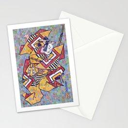 Kabuki Actor Ichikawa Danjuro II Stationery Cards