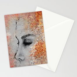 Emptiness (or... to make you happy) Stationery Cards