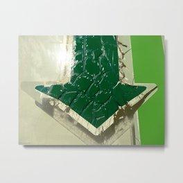 Urban Abstract 102 Metal Print