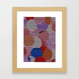shading the day Framed Art Print