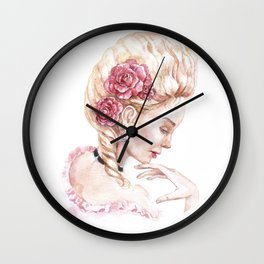The image of Marie Antoinette Wall Clock