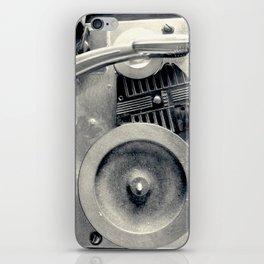 Turntable iPhone Skin