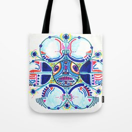 Little Pisces Tote Bag