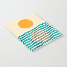 Ocean current Notebook