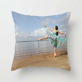 Dance Throw Pillow