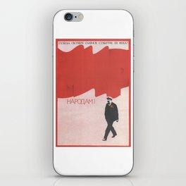 Russia, URSS Vintage (12) iPhone Skin
