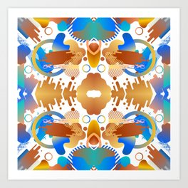 Approximation Art Print